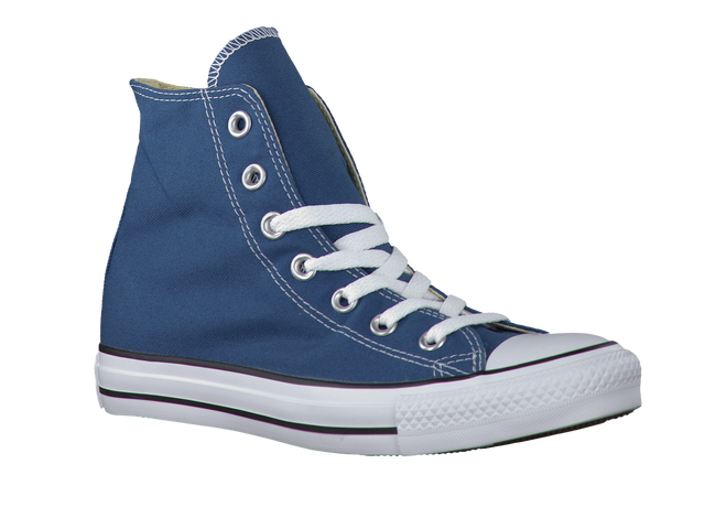 Blue CONVERSE Sneakers AS SEAS. HI KIDS - large