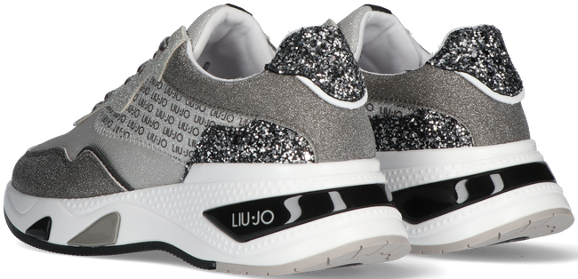 Black LIU JO Low sneakers LIUJO HOA 10  - large