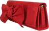 Red PETER KAISER Clutch LORETTE - small