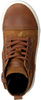 Cognac PINOCCHIO Lace-up boots P1555 - small