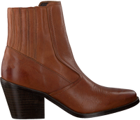 Cognac RED-RAG Booties 77094  - medium