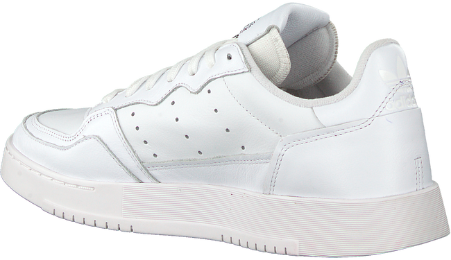 White ADIDAS Low sneakers SUPERCOURT J  - large