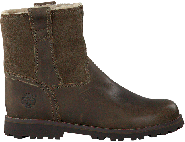 Green TIMBERLAND Ankle boots CHESTNUT RIDGE WARM M - large