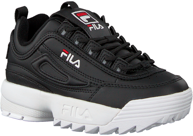 White FILA Sneakers DISRUPTOR KDS - large