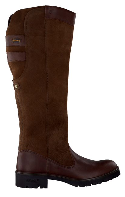 Brown DUBARRY High boots CLARE - large