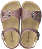 Rosé gold DEVELAB Sandals 48020 - small