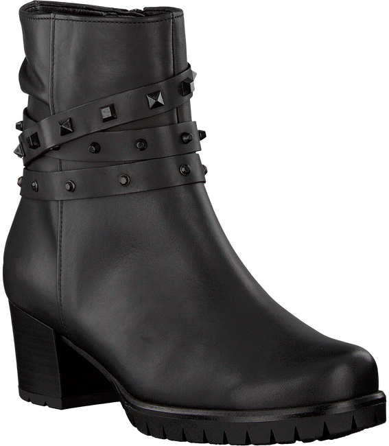 Black GABOR Booties 653 - large