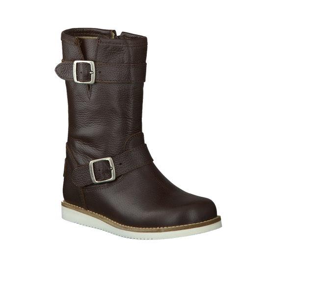 Brown OMODA High boots 4826 - large