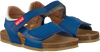 Blue RED RAG Sandals 19093 - small