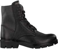 Black APPLES & PEARS Lace-up boots GIOVANNA  - medium
