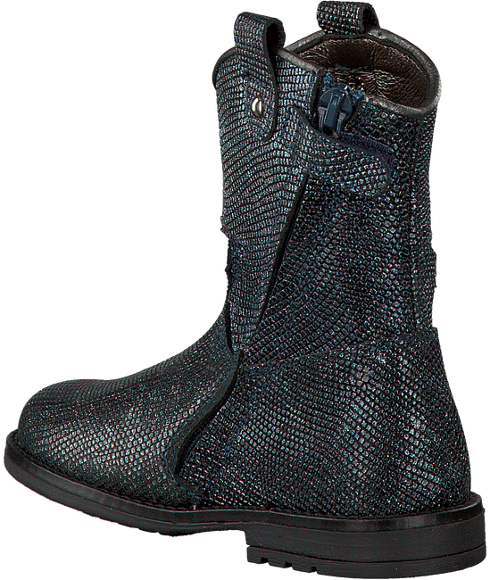 Blue PINOCCHIO High boots P1794 - large