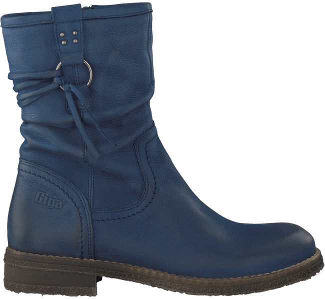 Blue GIGA High boots 7948 - large
