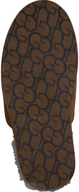 Brown UGG Slippers SCUFF - large