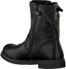 Black REPLAY Biker boots ELIZABETH - small