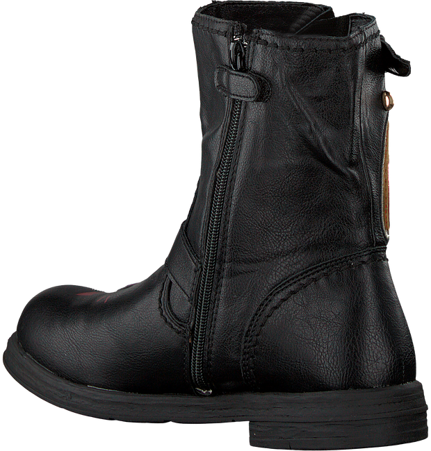 Black REPLAY Biker boots ELIZABETH - large