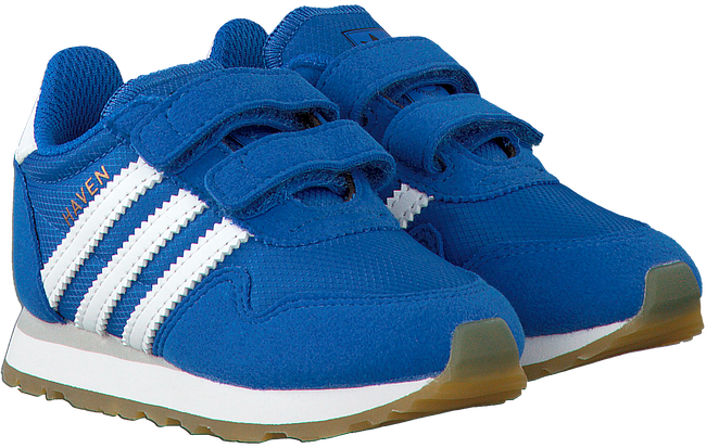 Blue ADIDAS Sneakers HAVEN CF C - large
