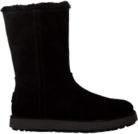 Black UGG Fur boots CLASSIC SHORT BLVD  - medium
