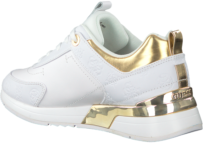 White GUESS Low sneakers MARLYN  - large