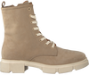 Beige TANGO Lace-up boots ROMY 8  - small