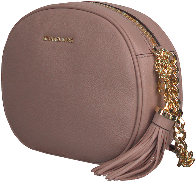 Pink MICHAEL KORS Shoulder bag MD MESSENGER GINNY - large