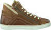 Brown BULLBOXER Sneakers AFTE5L501 - small