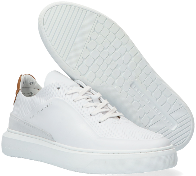 White CYCLEUR DE LUXE Low sneakers GREENLAND  - large