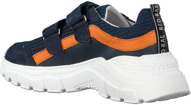 Blue RED-RAG Low sneakers 13439  - large