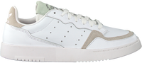 White ADIDAS Low sneakers SUPERCOURT W  - medium