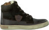 Brown KANJERS Sneakers 1115 - small