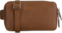 Cognac MYOMY Belt bag MY BOXY BAG CAMERA  - medium