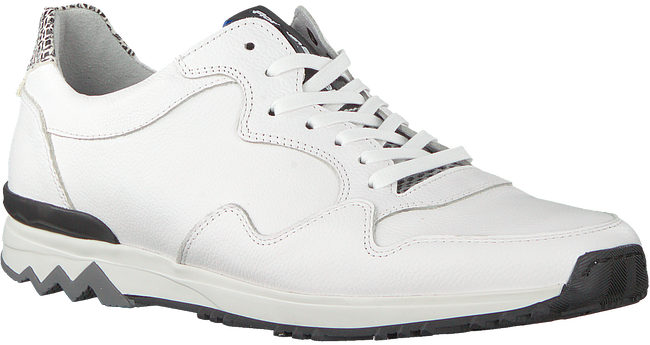 White FLORIS VAN BOMMEL Sneakers 16238  - large