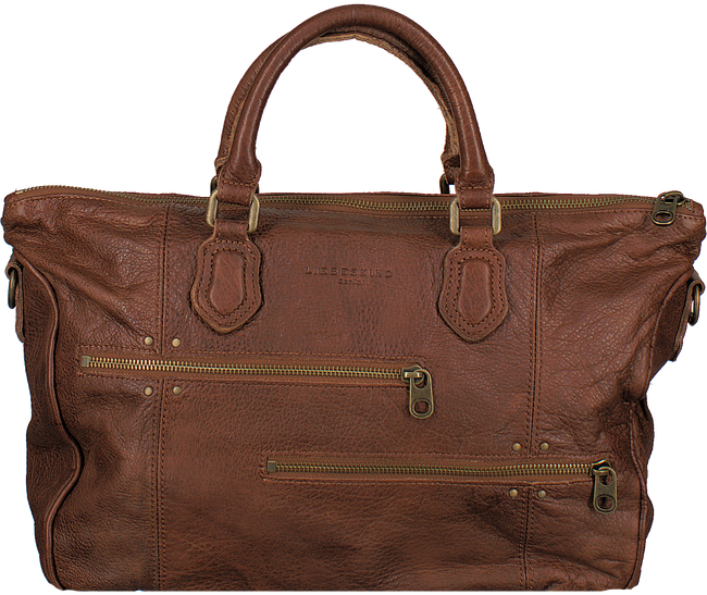 Brown LIEBESKIND Handbag ESTHER - large