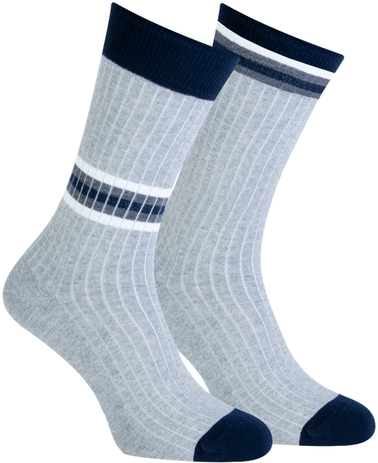 Grey MARCMARCS Socks BASTIAAN  - large