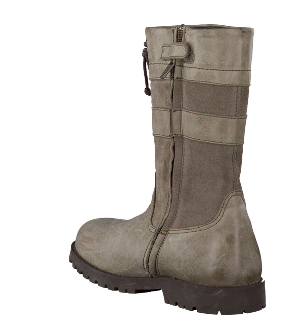 Green CLIC! High boots CA7206 - large