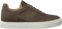 Taupe MAZZELTOV Low sneakers 20-9338B  - medium