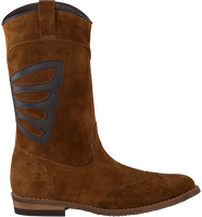 Brown CLIC! Classic ankle boots 9834  - medium