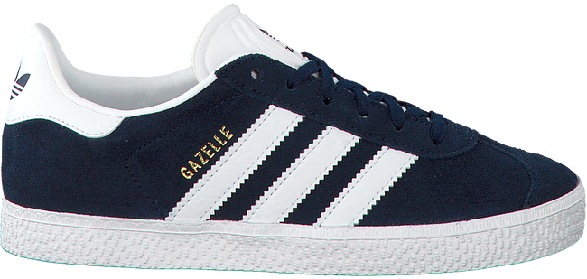 Blue ADIDAS Sneakers GAZELLE C - large