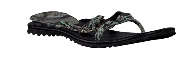 Black WHY NOT Flip flops N122624 - large
