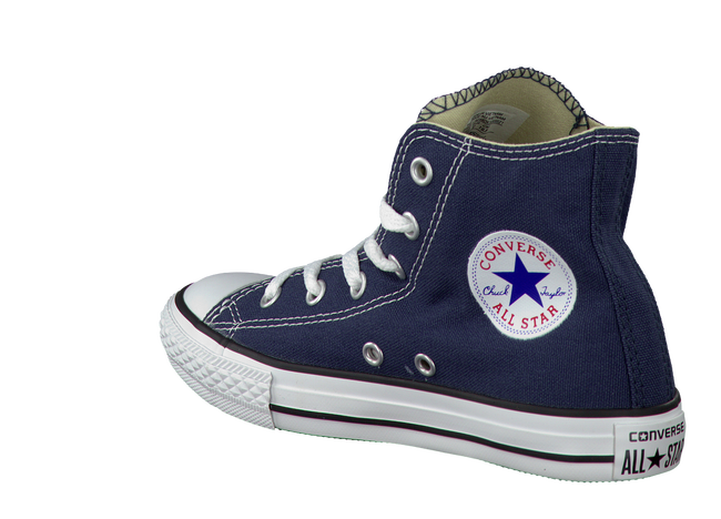 Blue CONVERSE Sneakers HI CORE K - large