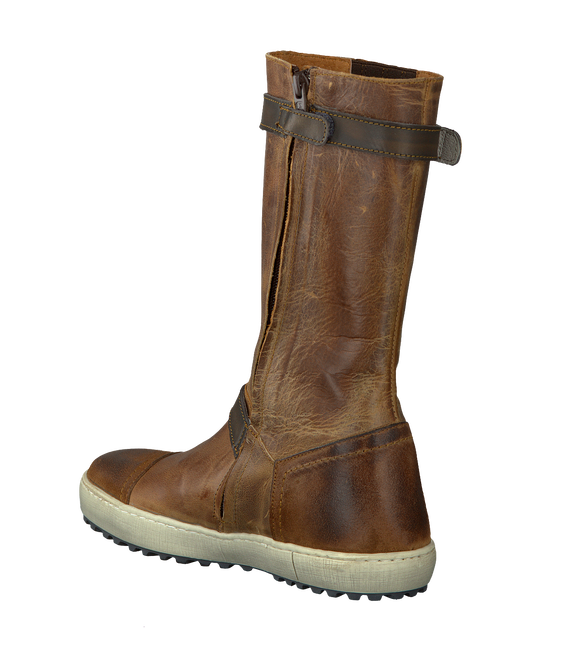 Cognac DEVELAB High boots 2477 - large