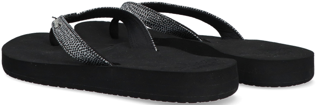 Black REEF Flip flops STAR CUSHION SASSY - large