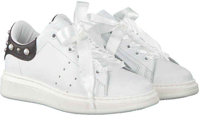 White HIP Sneakers H1781 - large