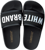 Black THE WHITE BRAND Flip flops ELASTIC MINIMAL KIDS - small