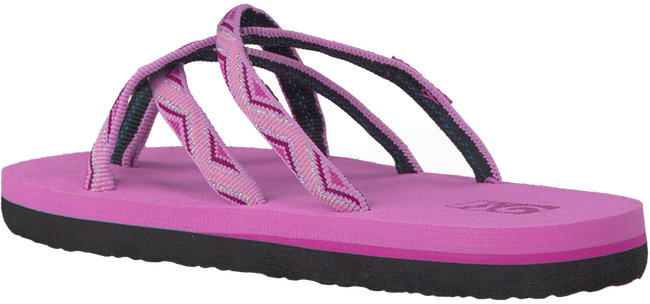 Pink TEVA Sandals OLOWAHU KIDS - large