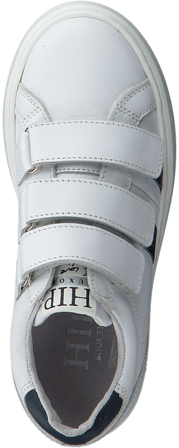 White HIP Sneakers H1751 - large