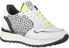 White HIP Sneakers H1789 - small