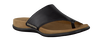 Black GABOR Flip flops 700  - small