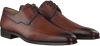Cognac MAGNANNI Business shoes 18738 - small