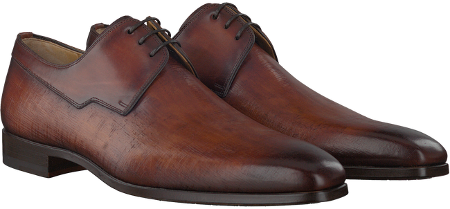 Cognac MAGNANNI Business shoes 18738 - large