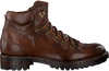 Cognac MAZZELTOV Lace-up boots 9071  - small